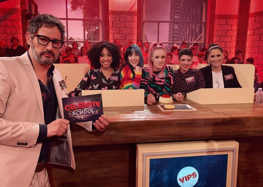 'Celebrity school' se convierte en el mejor estreno de entretenimiento de À Punt