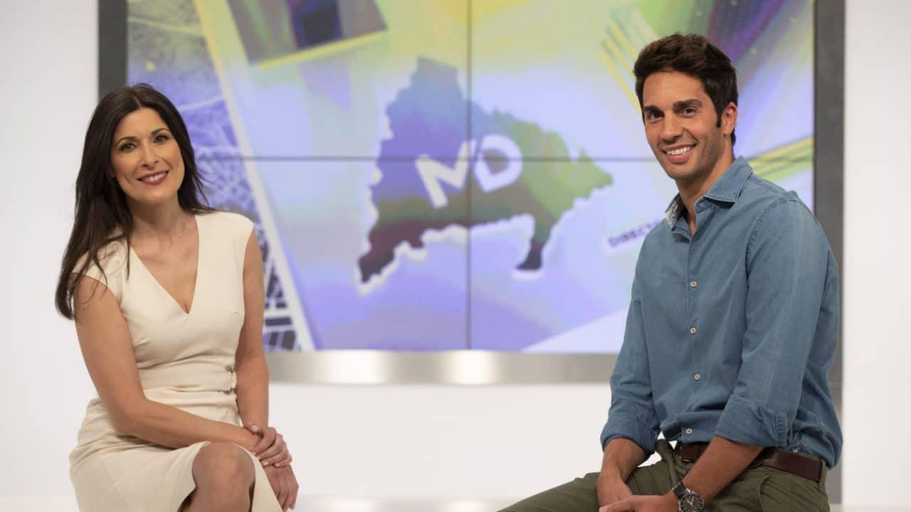 'Madrid Directo' se asienta en el fin de semana de Telemadrid con Santi Burgoa y Yolanda Maniega
