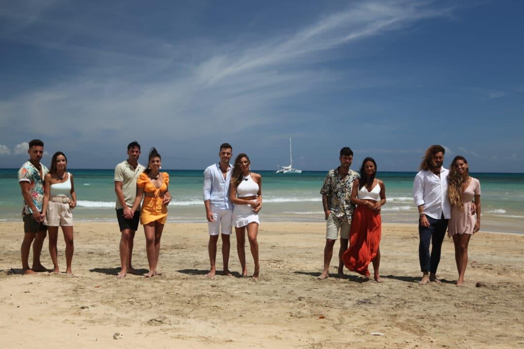 'La isla de las tentaciones' estrena su tercera temporada en Telecinco